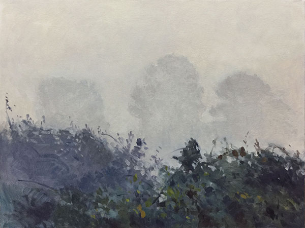 Painting: Early Morning Fog